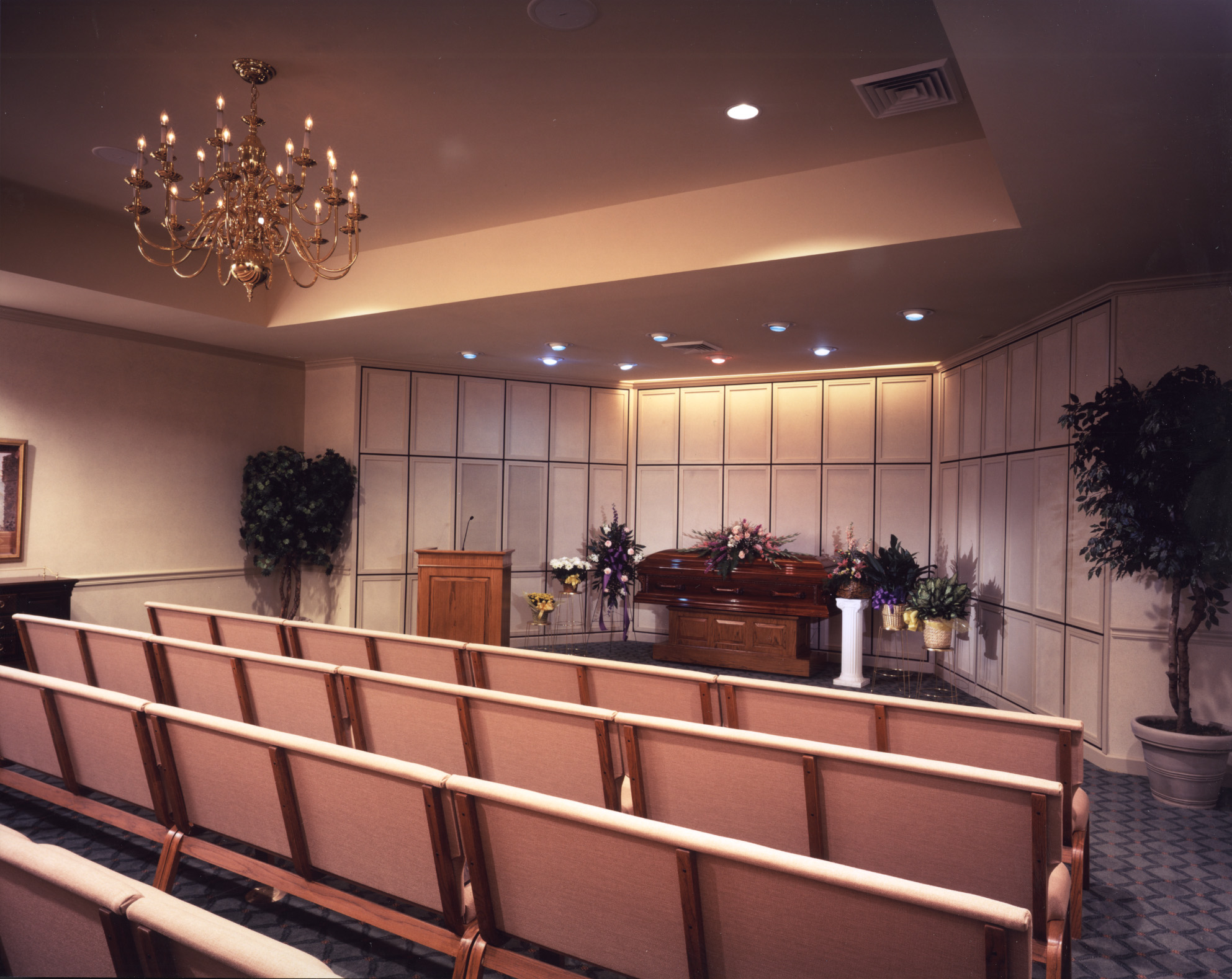 Griffin Leggett Funeral Home Jst Architects