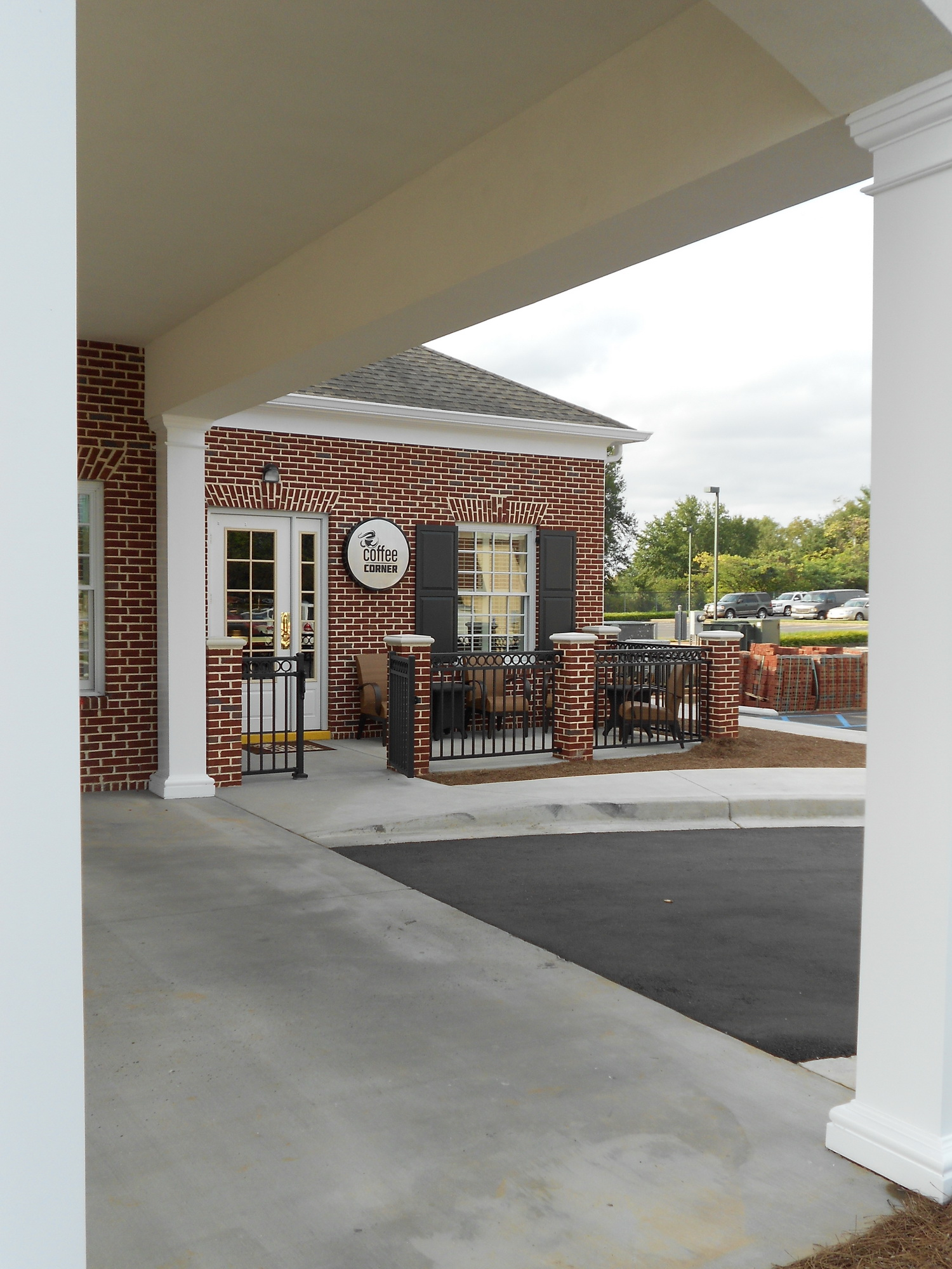 Robinson Funeral Home Downtown Easley