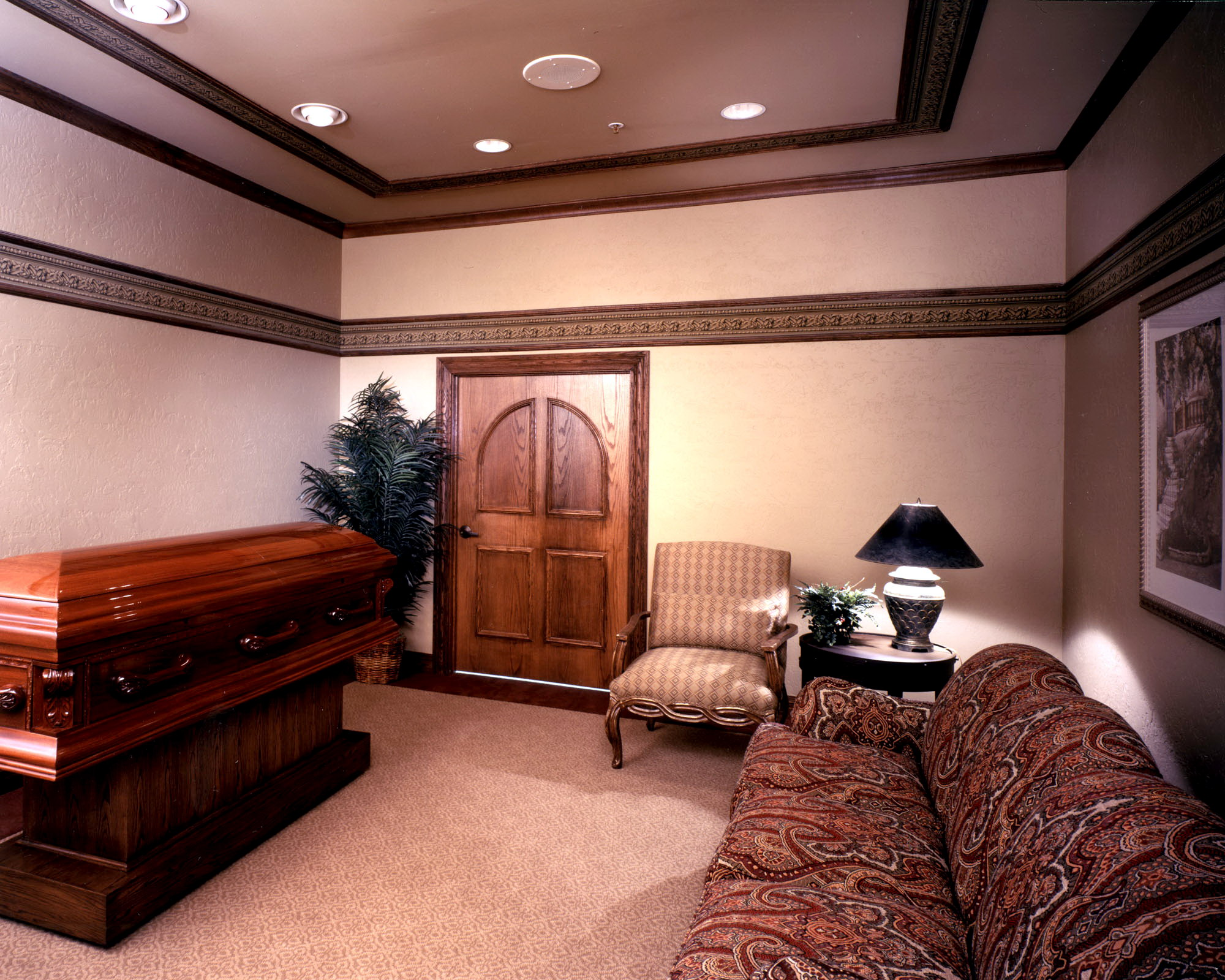 Chapel Of The Chimes Funeral Home Oakland Ca Jst Architects. Description: Funeral  Home Interior Design ...