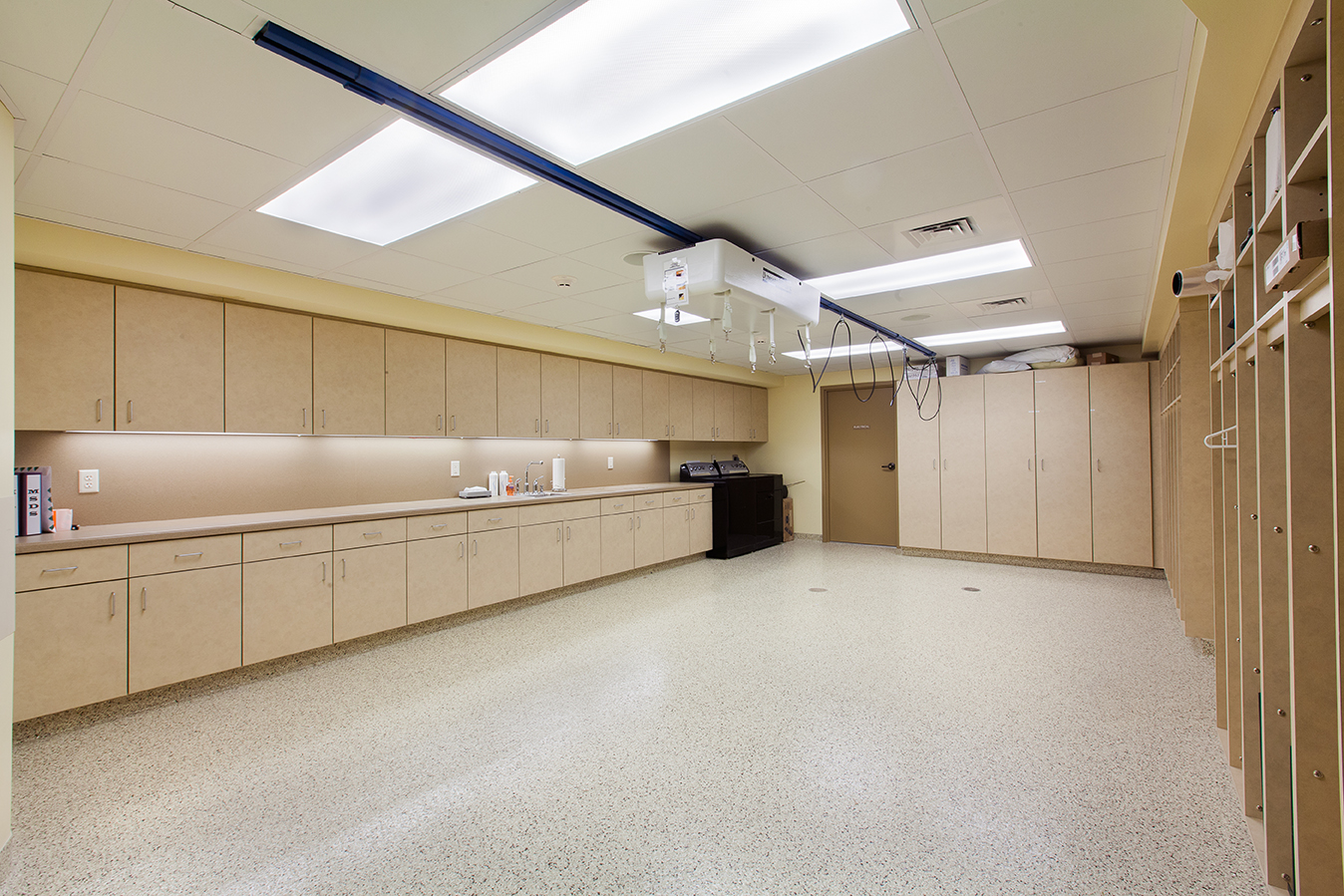 Embalming Room Design Part - 32: Cress Center - Interior