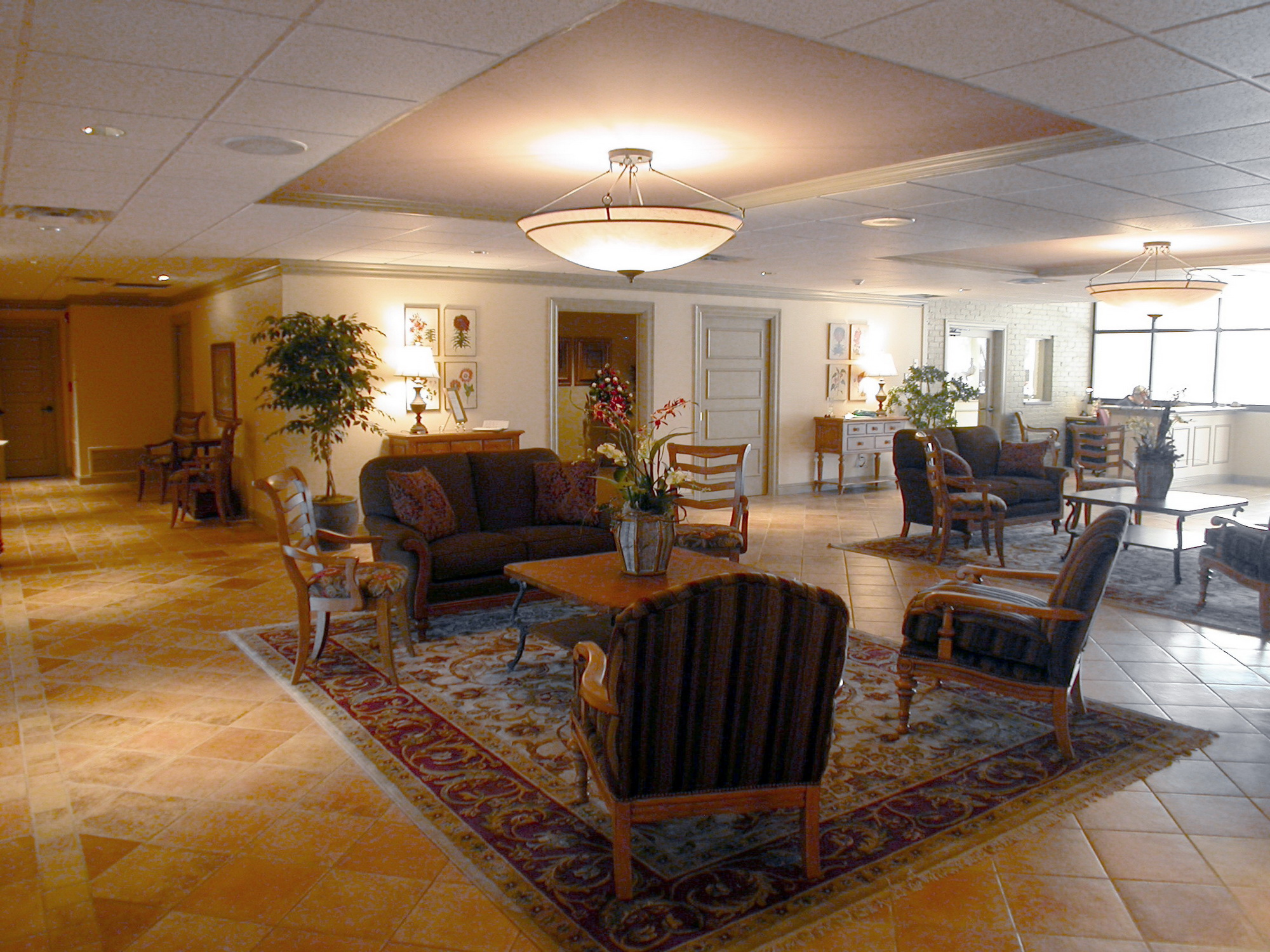 Funeral Home Interior Design Creativity