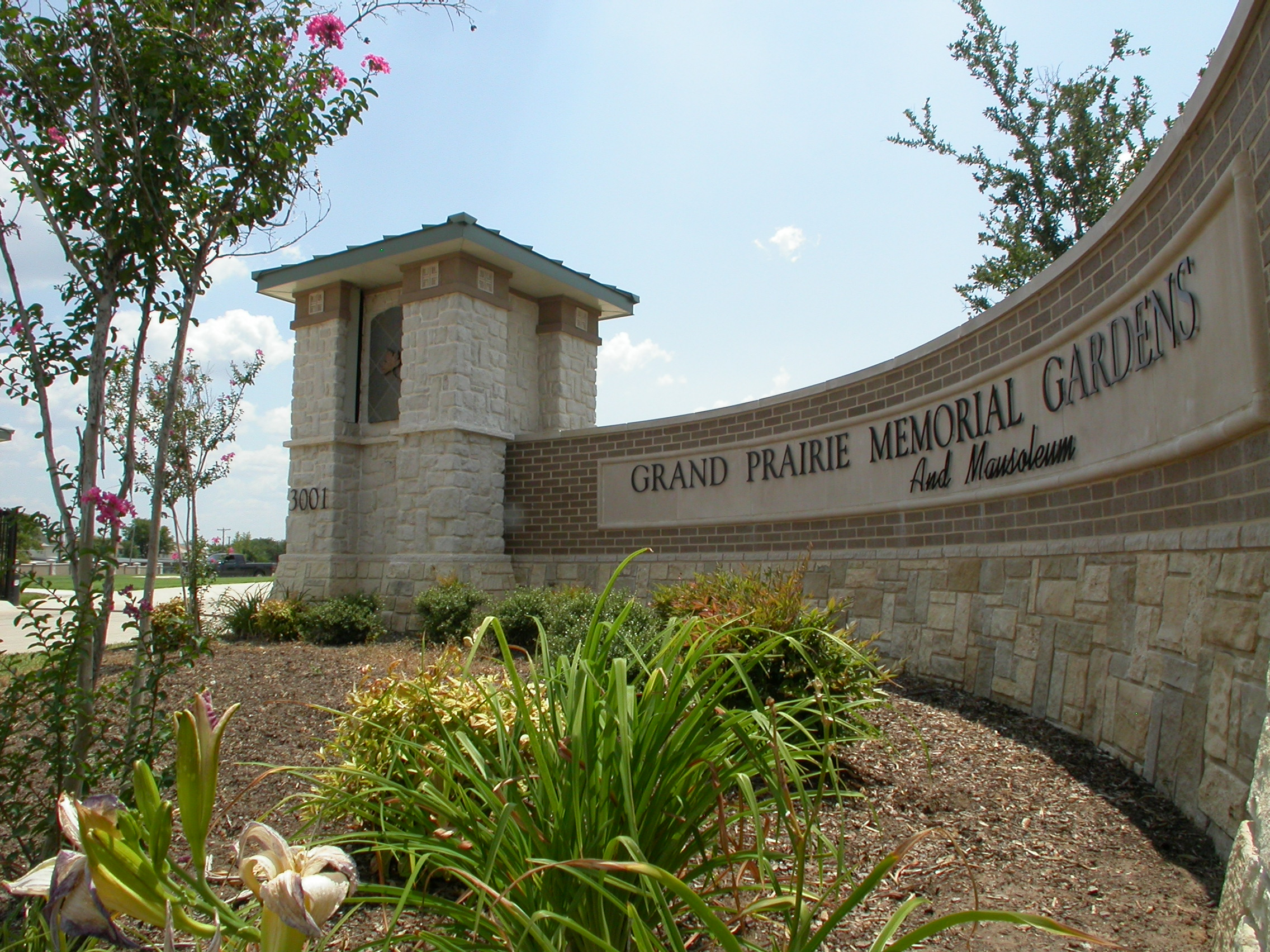 grand prairie memorial gardens garden ftempo