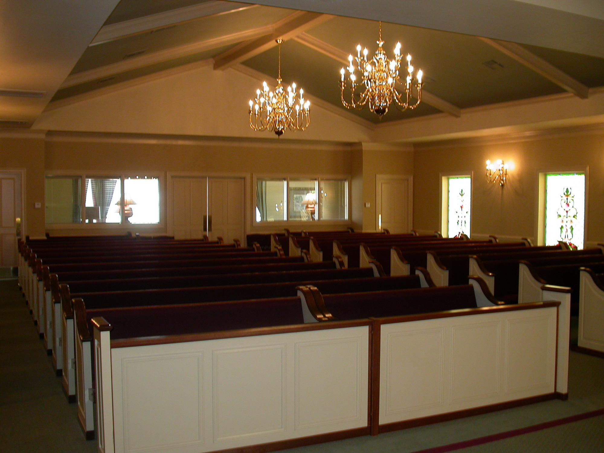 New hope funeral home jst architects - Funeral home designs ...