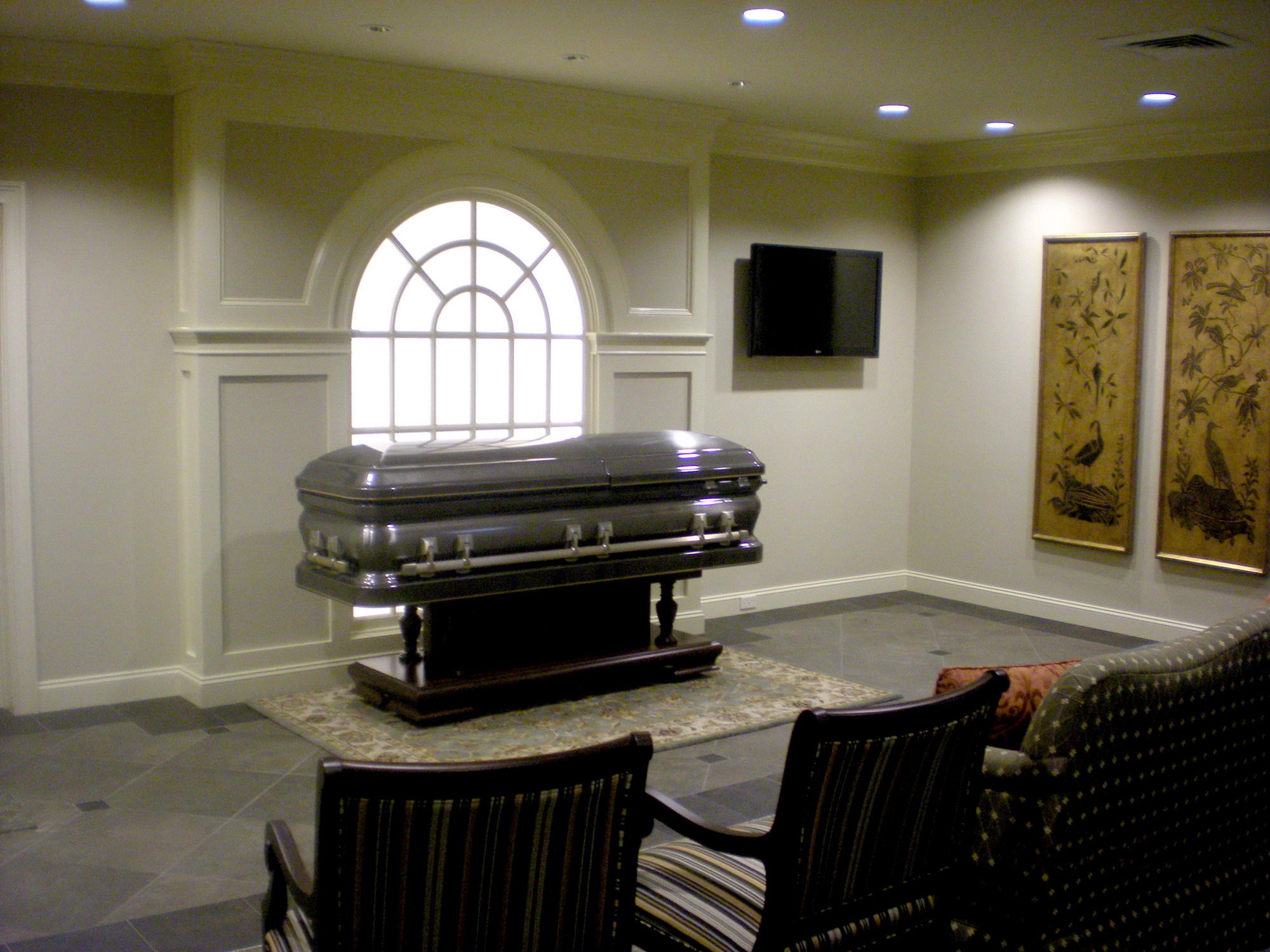 Wilmington burial and cremation services jst architects for Home interior images