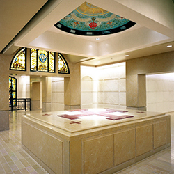 Our Lady - Mausoleum - Services Page