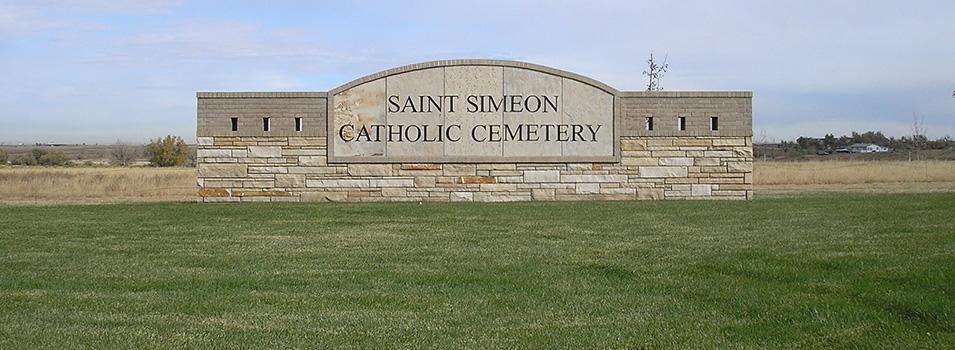 Saint Simeon Cemetery - Header